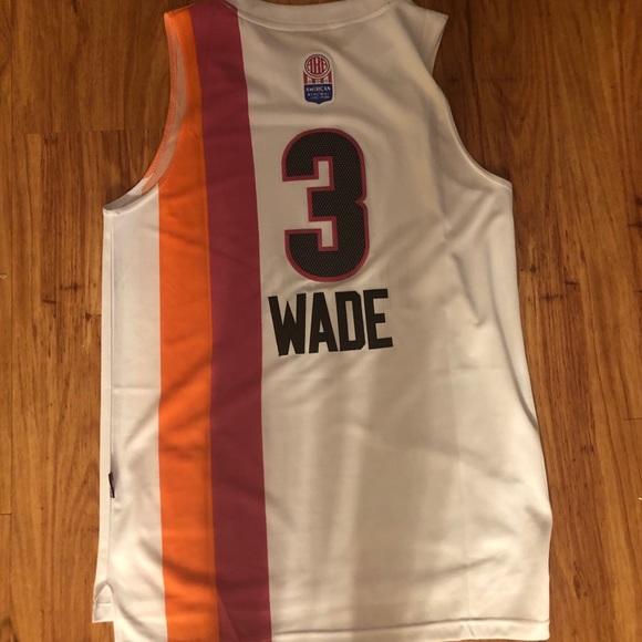 Dwyane Wade Miami Heat Jersey - Floridian Style